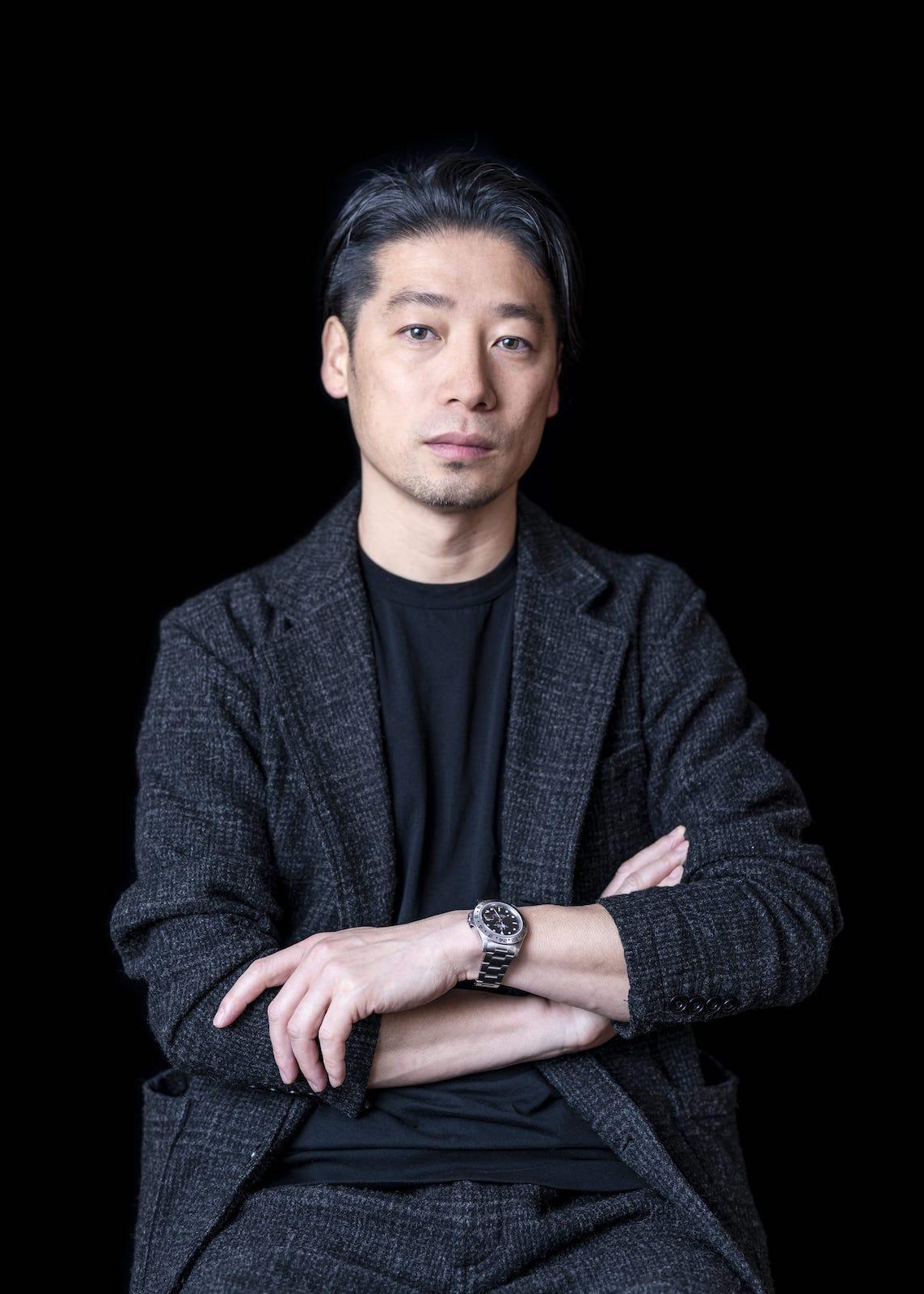 建築家・起業家 谷尻 誠氏 近影