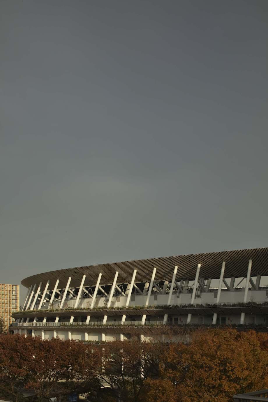 隈研吾建築都市設計事務所〈国立競技場〉