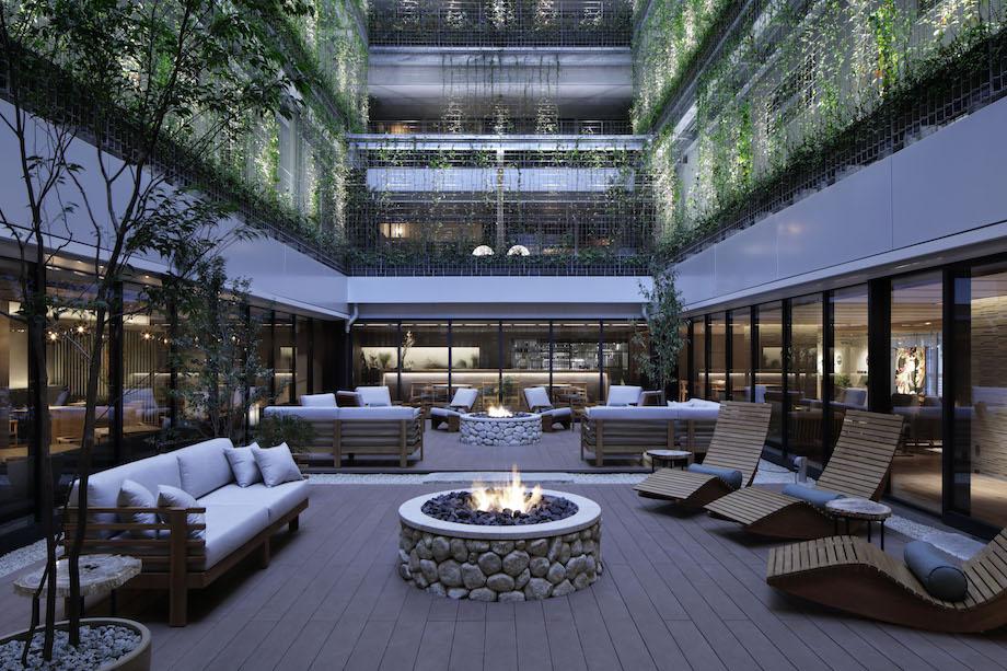 〈GOOD NATURE HOTEL KYOTO〉