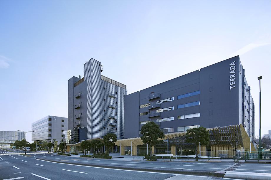 寺田倉庫 複合施設