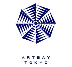 「ARTBAY TOKYO」シンボルマーク(デザイン:野老朝雄)