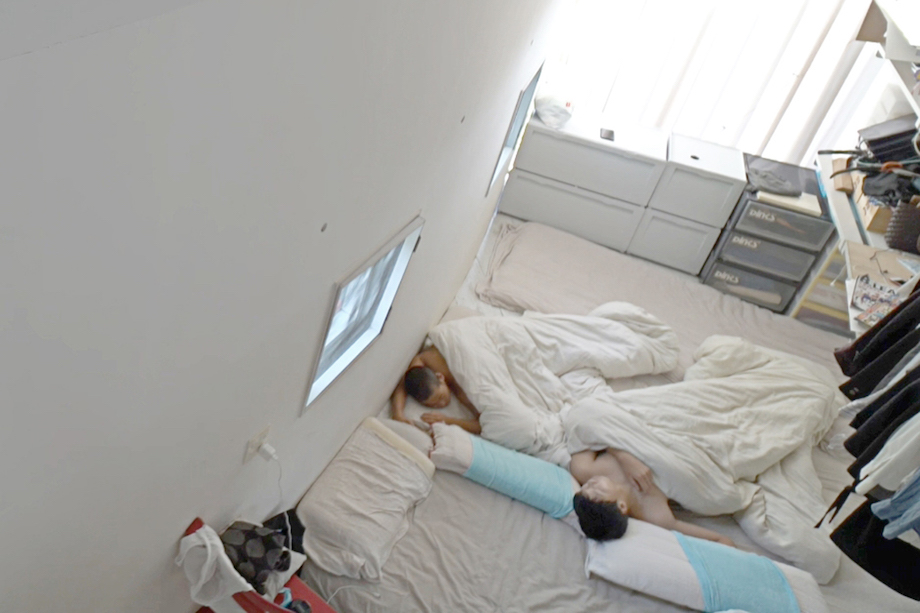 「中山英之展 , and then」film 3.岡田邸(2009年竣工)©Eizo Okada