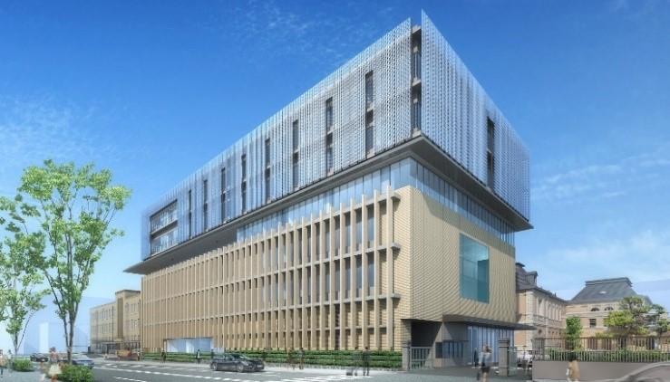 文化庁 京都移転 竣工イメージ