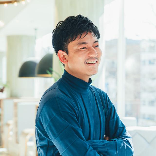 ドラフト(DRAFT )代表取締役・デザイナー 山下泰樹氏